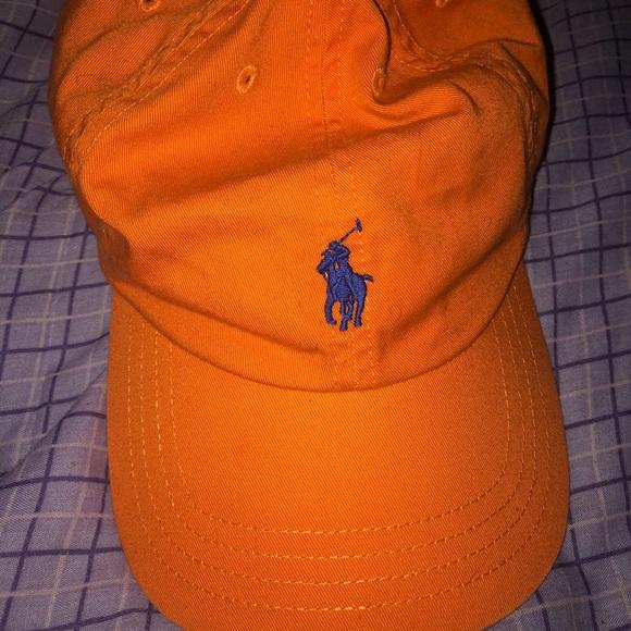 946d8fff501154 Polo by Ralph Lauren Accessories   Cotton Chino Baseball Cap   Poshmark
